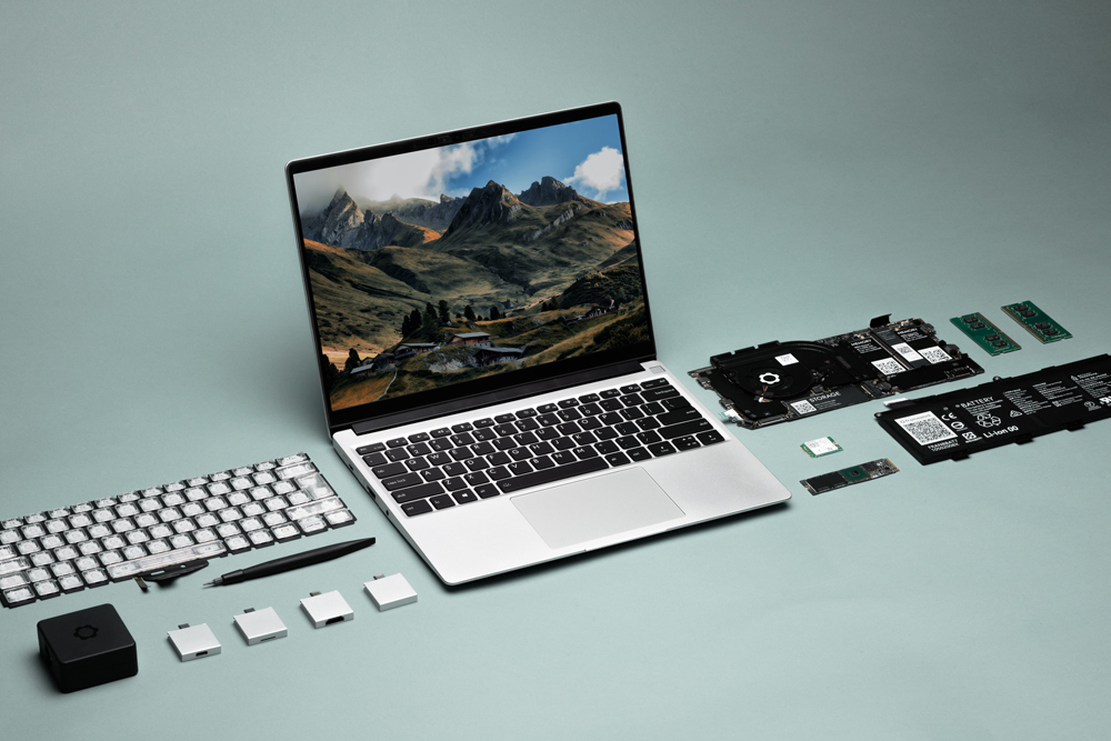 Circular Economy Laptop